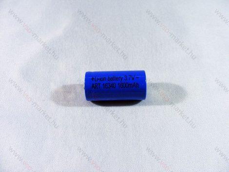CR123A Akkumulátor 1500mAh