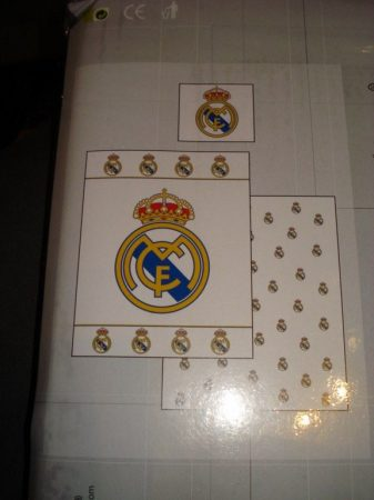 Real Madrid ágyneműhuzat garnitúra