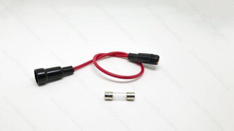 Autós feszültségmérő biztosíték, autós voltmérő biztosíték készlet