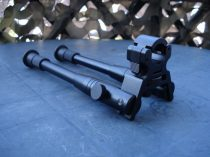 Bipod állvány, fegyverállvány csőre Airsoft és légpuska