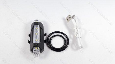 LED bringalámpa, LED biciklilámpa, kerékpár LED világítás, Fehér LED