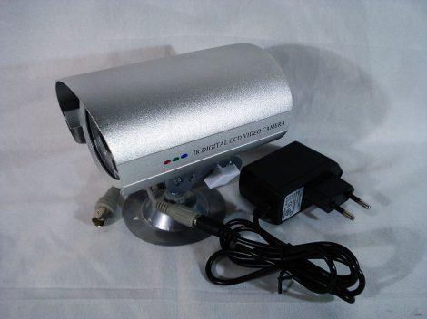 IR éjjellátó megfigyelő színes biztonsági kültéri kamera