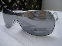 Aviator Napszemüveg UV400 ezüst, tükör lencse