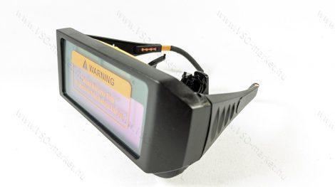 Automata hegesztőpajzs, pajzsüveg, automata sötétedő szemüveg