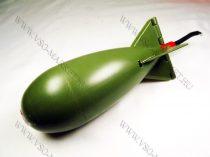 Etetőrakéta, csali, spomb, közepes rakéta Zöld