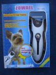 Akkumulátoros kutya borotva, kutyanyíró gép, kutyaszőr vágó, vastag szőrhöz