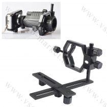 Céltávcső kamera adapter, univerzális kamera rögzítő