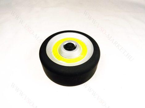 Kemping, horgász, vadász , szerelő mágneses COB LED lámpa