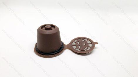 Nespresso kávékapszula, tölthető, újratölthető, Nespresso utántöltő