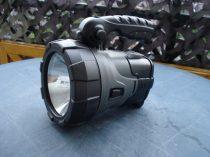 Akkumulátoros napelemes Power LED lámpa, ZUKE