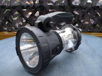 Akkumulátoros Power LED állófényes lámpa