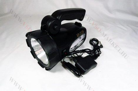 Akkumulátoros nagy Power LED lámpa