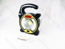 LED reflektor, LED szerelő lámpa, LED napelemes szerviz lámpa, tölthető lámpa