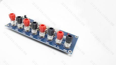 ATX panel tápegység modul, 24 pin-es